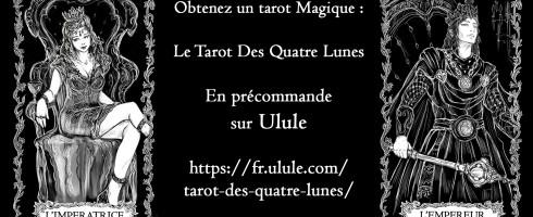Un Tarot Unique à posséder en précommande sur Ulule